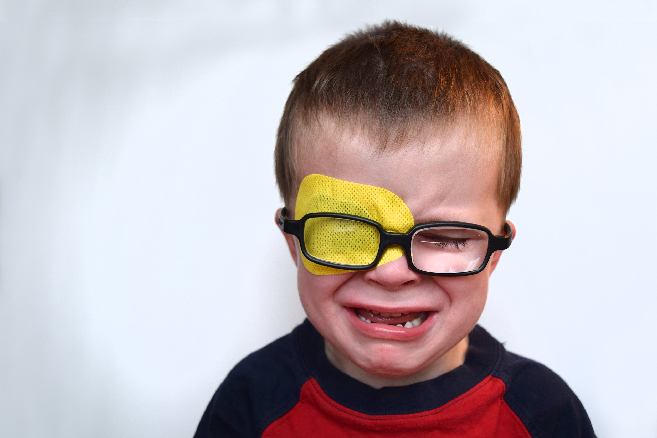 Amblyopia Patches For Glasses