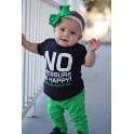 Toddler/Kids/Youth No Pressure Be Happy Cure Glaucoma T-shirt