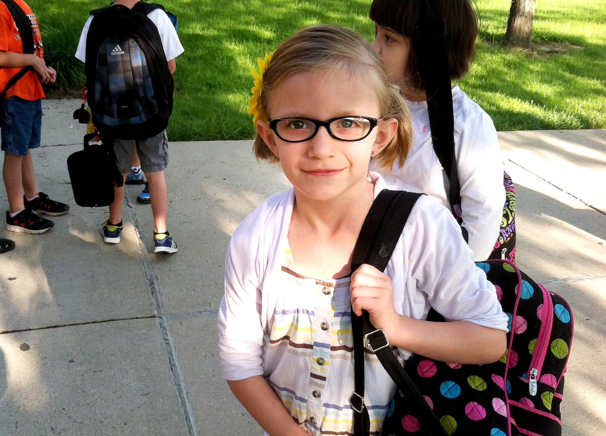 59a6f60ca32 Presley - Near Sighted and Astigmatism - Eye Power Kids Wear